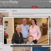 Modehaus Clemens Plate - in 3. Generation Inhabergeführt