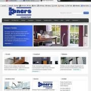 Startseite der Website www.koners-fenster.de