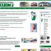 Heimwerkermarkt Klein - Startseite