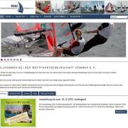 Wettfahrtgemeinschaft Dümmer e.V. - Startseite
