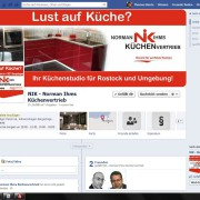 NIK - Norman Ihms Küchenvertrieb - Facebook-Fanpage