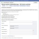 Gewinnspiel OstWestfalenLippe GmbH -Teilnahmeformular