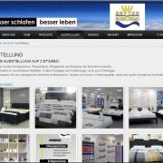 Angebot für die Möbelbranche