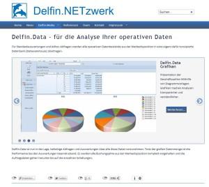 Delfin.NETZwerk - Bildslider mit Produktdetailinfos