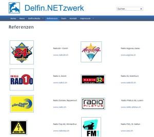 Delfin.NETzwerk Referenzen