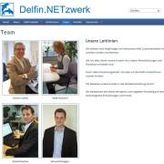 Delfin.NETzwerk Team
