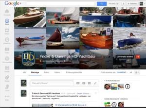 Fricke & Dannhus HD-Yachtbau – Google+