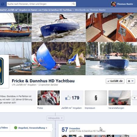 Fricke & Dannhus HD Yachtbau - Facebook