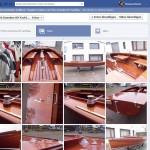 Fricke & Dannhus HD Yachtbau Facebook-Fanpage Bildbetonung