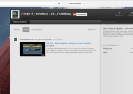 Fricke & Dannhus - HD-Yachtbau - YouTube Channel