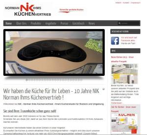NIK - Norman Ihms Küchenvertrieb Ihr Küchenstudio für Rostock und Umgebung -Startseite