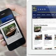 Fricke & Dannhus: Responsive Website