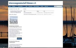 IG-Dümmer Kalender - Custom-Post Types
