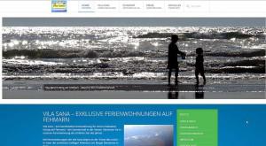 Vila Sana Ferienwohnungen - Startseite