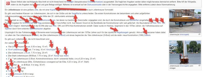 wikipedia-interne-verlinkung