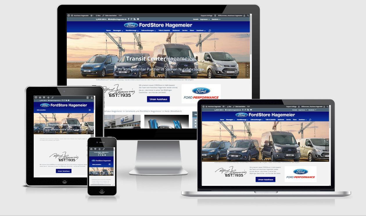 Wordpress Website Mit Mobilede Schnittstelle Für Seo Erfolg