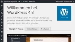 WordPress-Billieistda