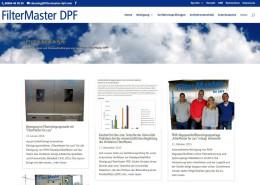 FilterMaster DPF News Bereich