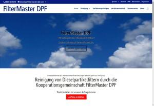FilterMaster DPF Startseite