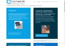 Cryolounge Verfahrensdarstellung